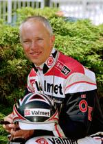 Örjan Kihlström, en av sveriges bästakörsvenner genom tiderna.