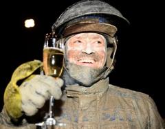 Carl Johan Jepson vann två lopp och såg till att sju rätt på V75 delade ut 16,9 miljoner kronor. Foto av MALIN ALBINSSON