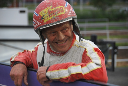 Jan Norberg ser slutet på sin kuskkarriär. Foto: Mikael Wikner, TR Bild  Foto av Mikael Wikner, TR Bild