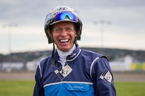 Norges tränaretta Frode Hamre. Foto: Eirik Stenhaug, Equus
