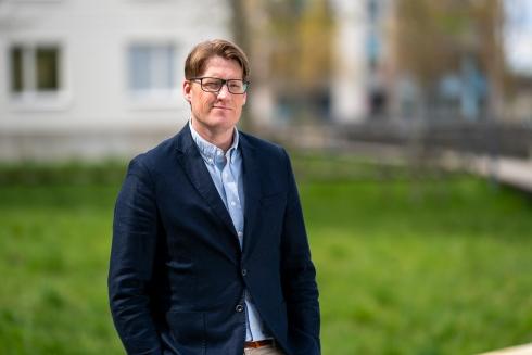 Petter Johansson, sportchef på Svensk Travsport.Foto av Thomas Blomqvist/TR Bild