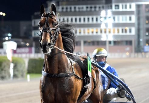 Ecurie D. och Björn Goop.Foto av Lars Jakobsson/TR Bild
